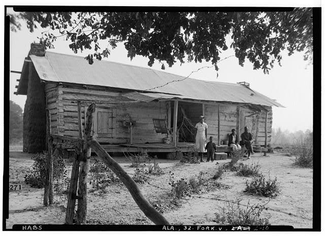 Plantation Lifemost Slaves Lived On The Same Plantation